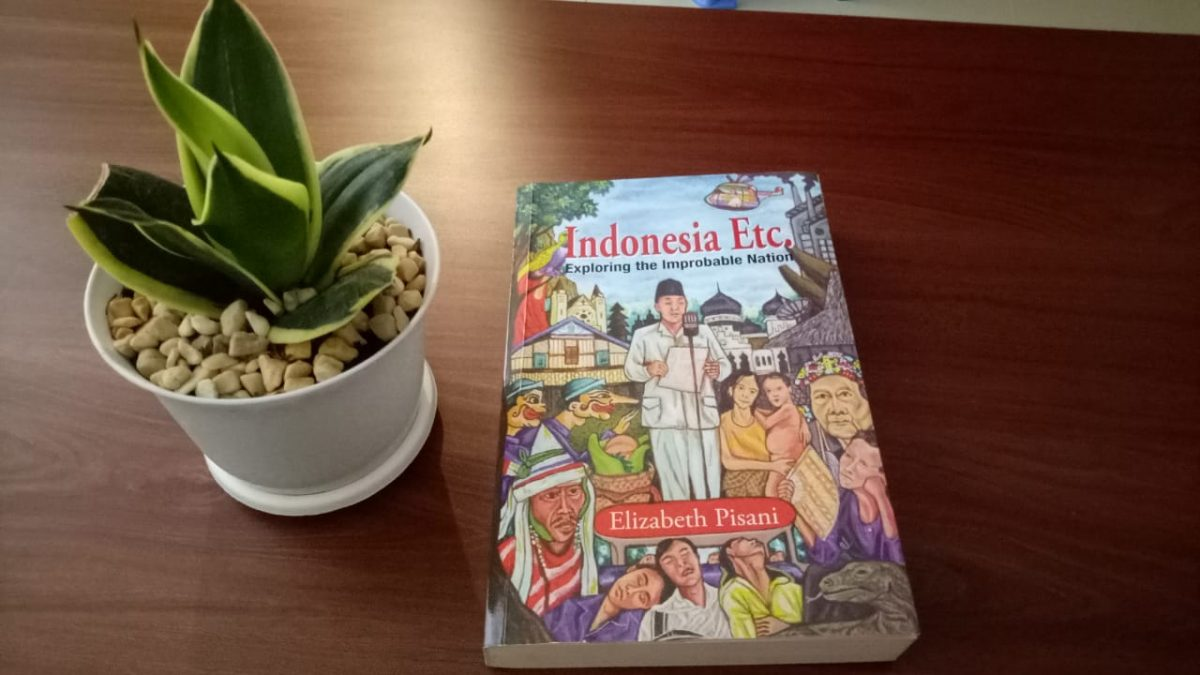 Book review Indonesia, etc