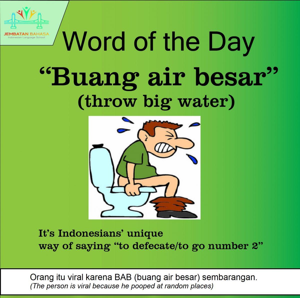 Indonesian Idioms